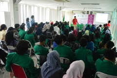 Himasos & Yayasan Aids Indonesia Adakan Penyuluhan HIV-AIDS (7)