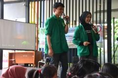 Himpunan Mahasiswa Ilmu Komunikasi Universitas Nasional (HIMAKOM UNAS) melangsungkan kegiatan Pengabdian Kepada Masyarakat (PKM), di Ruang Publik Terpadu Ramah Anak (RPTRA) Malinjo (5)