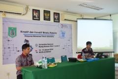 Himpunan Mahasiswa Teknik Informatika Gelar Workshop Kreatif dan Inovatif Robotik (6)