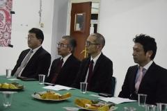 Para Pimpinan Hokkaido Aido Agri Corporation Association (ACA), Jepang