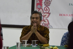 Ir. Inkorena G.S. Sukartono, M.Agr (Dekan Fakultas Pertanian) Universitas Nasional
