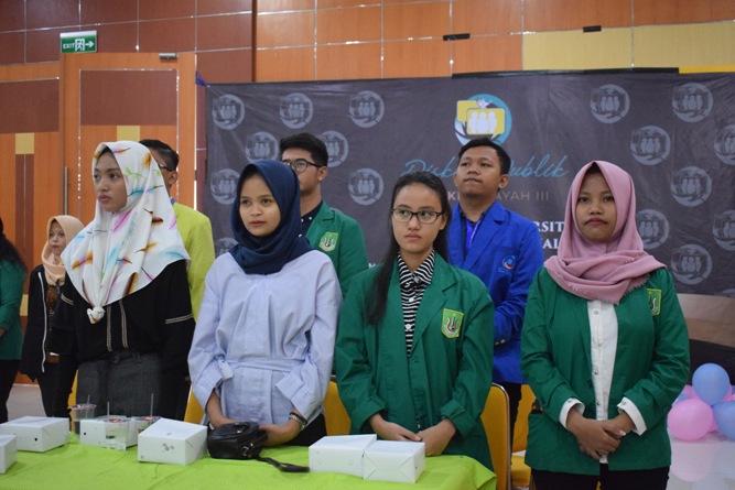Ikatan Lembaga Mahasiswa Ilmu Keperawatan Indonesia (ILMIKI) melangsungkan diskusi Undang-Undang dan Praktik Keperawatan (12)