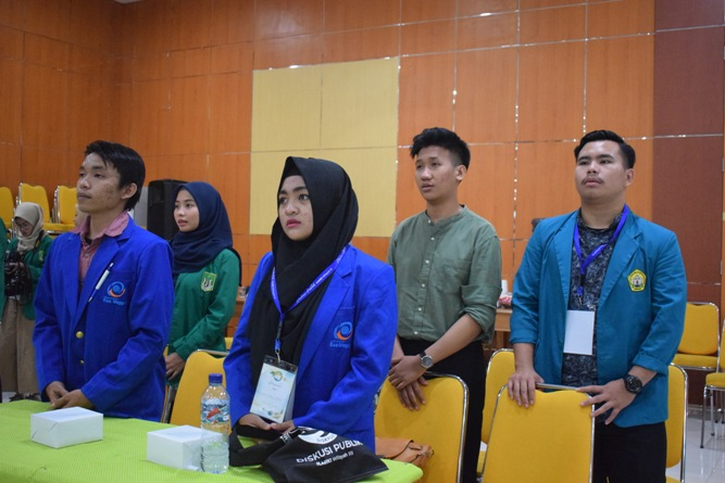 Ikatan Lembaga Mahasiswa Ilmu Keperawatan Indonesia (ILMIKI) melangsungkan diskusi Undang-Undang dan Praktik Keperawatan (15)