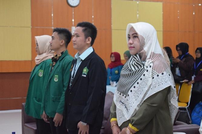 Ikatan Lembaga Mahasiswa Ilmu Keperawatan Indonesia (ILMIKI) melangsungkan diskusi Undang-Undang dan Praktik Keperawatan (17)
