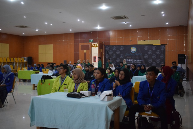 Ikatan Lembaga Mahasiswa Ilmu Keperawatan Indonesia (ILMIKI) melangsungkan diskusi Undang-Undang dan Praktik Keperawatan (19)