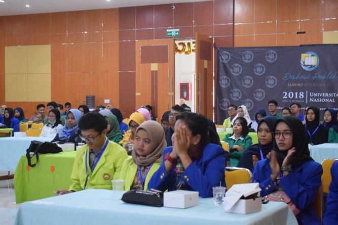 Ikatan Lembaga Mahasiswa Ilmu Keperawatan Indonesia (ILMIKI) melangsungkan diskusi Undang-Undang dan Praktik Keperawatan (21)