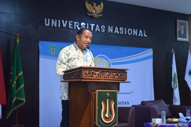 Ikatan Lembaga Mahasiswa Ilmu Keperawatan Indonesia (ILMIKI) melangsungkan diskusi Undang-Undang dan Praktik Keperawatan (22)
