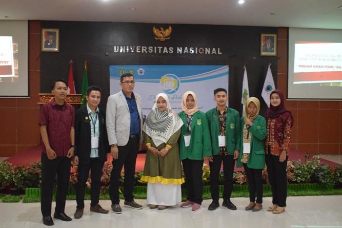 Ikatan Lembaga Mahasiswa Ilmu Keperawatan Indonesia (ILMIKI) melangsungkan diskusi Undang-Undang dan Praktik Keperawatan (31)