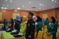 Ikatan Lembaga Mahasiswa Ilmu Keperawatan Indonesia (ILMIKI) melangsungkan diskusi Undang-Undang dan Praktik Keperawatan (10)