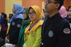 Ikatan Lembaga Mahasiswa Ilmu Keperawatan Indonesia (ILMIKI) melangsungkan diskusi Undang-Undang dan Praktik Keperawatan (11)