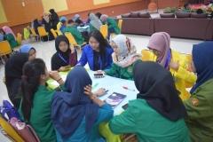 Ikatan Lembaga Mahasiswa Ilmu Keperawatan Indonesia (ILMIKI) melangsungkan diskusi Undang-Undang dan Praktik Keperawatan (37)