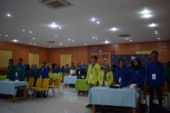 Ikatan Lembaga Mahasiswa Ilmu Keperawatan Indonesia (ILMIKI) melangsungkan diskusi Undang-Undang dan Praktik Keperawatan (7)