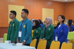 Ikatan Lembaga Mahasiswa Ilmu Keperawatan Indonesia (ILMIKI) melangsungkan diskusi Undang-Undang dan Praktik Keperawatan (8)