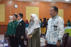 Ikatan Lembaga Mahasiswa Ilmu Keperawatan Indonesia (ILMIKI) melangsungkan diskusi Undang-Undang dan Praktik Keperawatan (6)