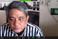 Dewan Juri Dosen Prodi Ilmu Komunikasi Universitas Nasional Raden Daniel Wisnu Wardana, M.F.Tv.