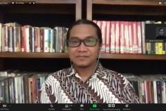 Dewan Juri Producer Watchdoc Documentary Ari Trismana, S.Sos.