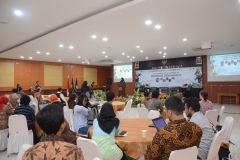 "International Conference On Biodiversity For Life dengan tema ""Sustainable Development Of Indonesia Biodiversity"", di Auditorium Blok 1 lantai 4 Universitas Nasional, Senin (20/10)"