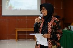 Direktur Pusat Riset Primata (PRP) UNAS, Sri Suci Utami Atmoko Ph.D