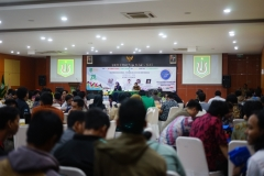 International conference on Smart Digital Technologies & Seminar Nasional Teknologi Sistem Informasi 2019.