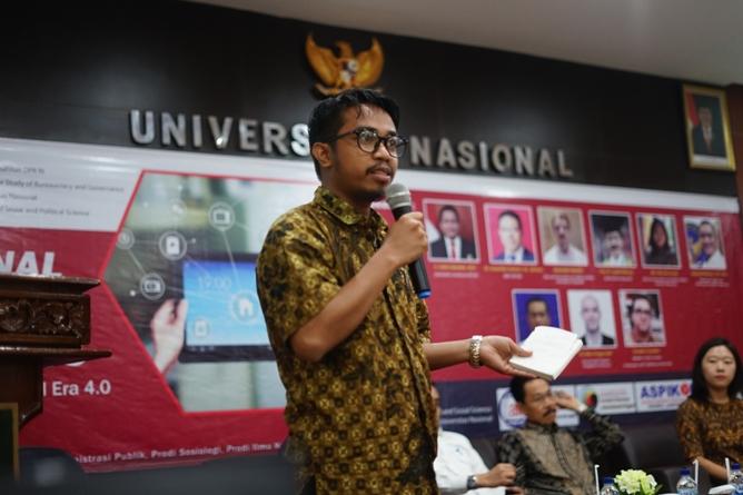 Moderator International Conference on Social Politics