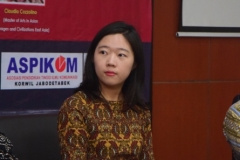 Speaker Park Jin-Young, Second Secretary for Political Affairs Kedutaan Korea