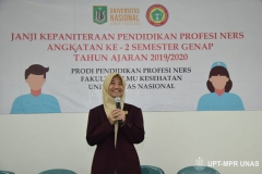 sambutan-dari-Sekretaris-Dewan-Perwakilan-Daerah-Persatuan-Perawat-Indonesia-Jakarta-Selatan-Ratna-Ariani