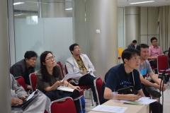 para peserta dari korea