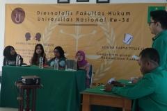 Debat Fakultas Ilmu Hukum