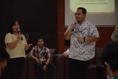 Master of Ceremony Kegiatan diskusi BSN