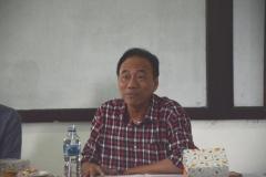 Pembicara Wahyu Wibowo