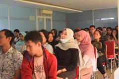 Para peserta Dissemination on Study Aboard Program 2019