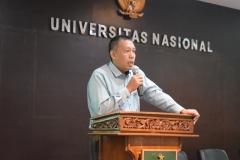 Dr. Drs. Zainul Djumadin, M.Si (Wakil Rektor Bidang Kemahasiswaan)