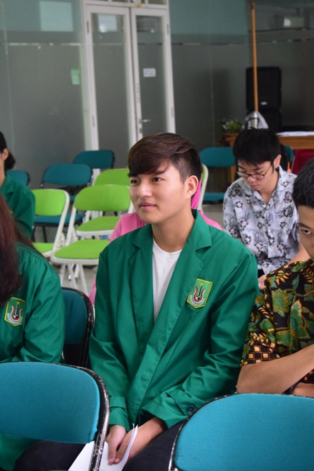 Mahasiswa (Peserta acara) 2