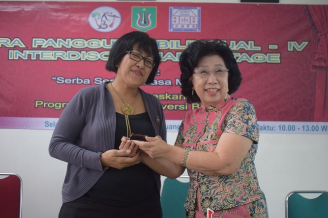 Perayaan satu tahun Pusat Kajian Budaya Tionghoa Universitas Nasional (7)