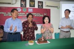 Perayaan satu tahun Pusat Kajian Budaya Tionghoa Universitas Nasional (9)