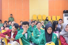 Peserta Seminar Hicomers