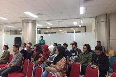 para perserta dalam seminar