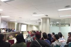 Suasana Kegiatan Pelaksanaan Seminar Internasional UNAS-UMS