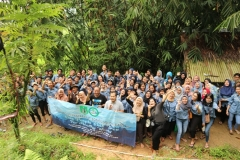 Foto bersama Peserta Sociology on Camp (2)
