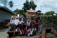 foto bersama relawan UNAS