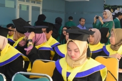 Peserta Yudisium Fakultas Biologi 3