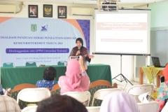 KEMENRISTEK DIKTI Gelar Sosialisasi Panduan Penelitian dan PKM (2)