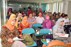 KEMENRISTEK DIKTI Gelar Sosialisasi Panduan Penelitian dan PKM (7)