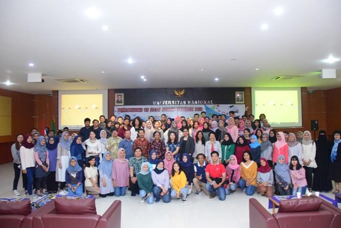 KKI adakan Seminar Dissemination On Study Aboard Program 2018 (1)