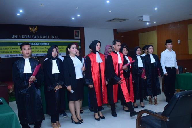 Kompetisi Peradilan Semu Hiasi Dies Natalies FH Ke-33 (8)