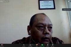 Sambutan dari Ketua Prodi Ilmu Komunikasi, Adi Prakosa, M.Si. (2)