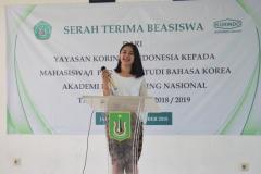 Korindo Berikan Beasiswa Bagi Mahasiswa ABANAS Berprestasi (1)