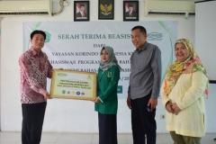 Korindo Berikan Beasiswa Bagi Mahasiswa ABANAS Berprestasi (7)