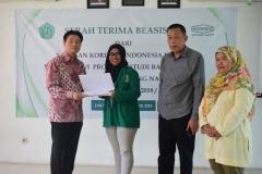 Korindo Berikan Beasiswa Bagi Mahasiswa ABANAS Berprestasi (9)