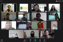 Penyerahan Beasiswa Yayasan Korindo Untuk Mahasiswa Berprestasi Tahun Ajaran 2020-2021